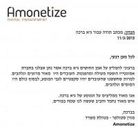 amonetize